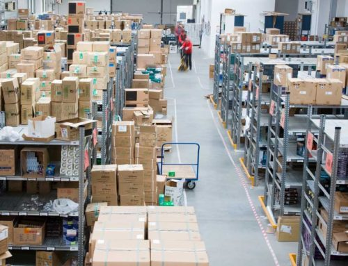Material handling overview
